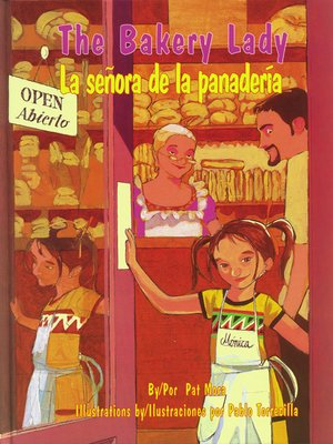 cover image of The Bakery Lady (La señora de la panadería)