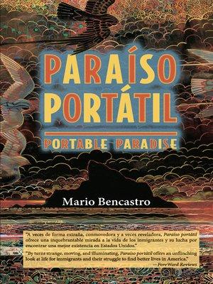 cover image of Paraíso Portátil / Portable Paradise