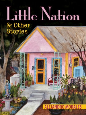 cover image of Little Nation and Other Stories