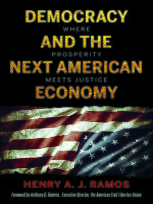cover image of Democracy and the Next American Economy