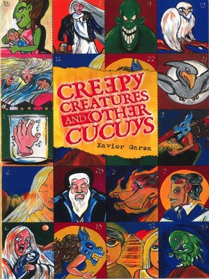 cover image of Creepy Creatures and Other Cucuys
