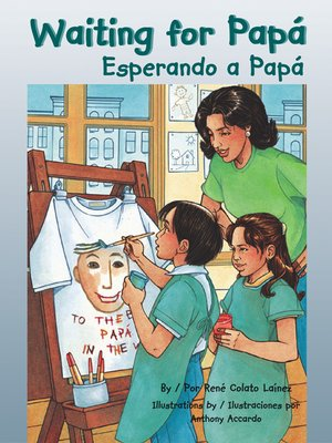 cover image of Waiting for Papá (Esperando a Papá)