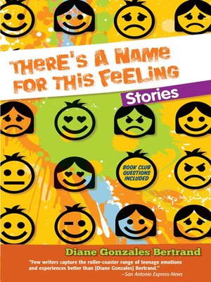 cover image of There's a Name for This Feeling / Hay un nombre para lo que siento