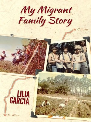 cover image of My Migrant Family Story / La historia de mi familia migrante