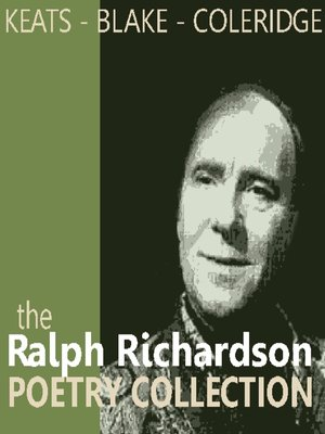 cover image of The Ralph Richardson Poetry Collection