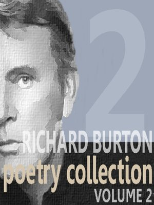 cover image of Richard Burton Poetry Collection, Volume 2