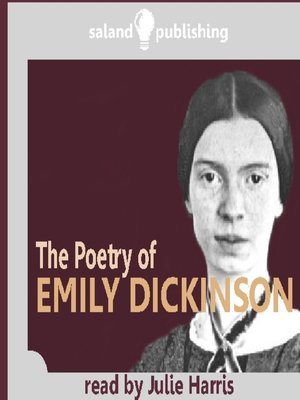 cover image of The Poetry of Emily Dickinson