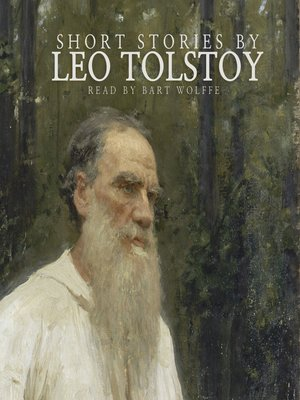 cover image of Short Stories by Leo Tolstoy