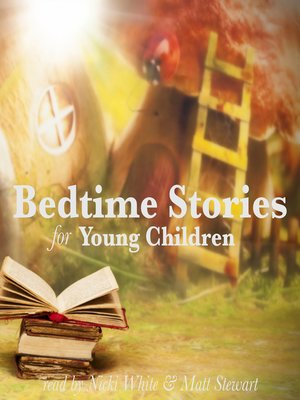 cover image of Bedtime Stories for Young Children