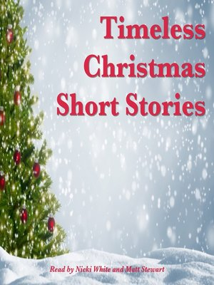 cover image of Timeless Christmas Short Stories