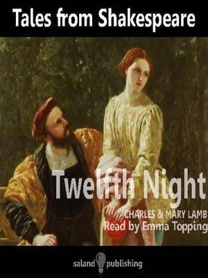 cover image of Tales from Shakespeare: Twelfth Night