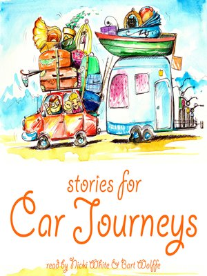 cover image of Stories for Car Journeys