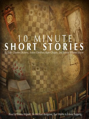 cover image of 10 Minute Short Stories