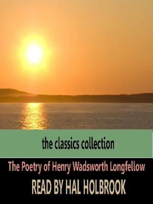 cover image of The Poetry of Longfellow