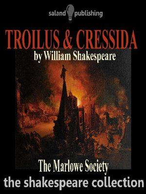 cover image of Troilus & Cressida