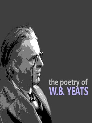 cover image of The Poetry of W. B. Yeats