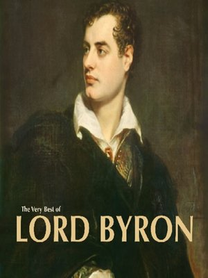 cover image of The Very Best of Lord Byron