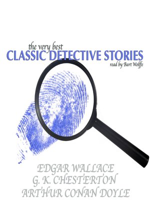 cover image of The Very Best Classic Detective Stories
