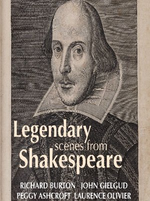 cover image of Legendary Scenes from Shakespeare