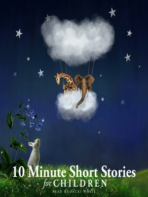 cover image of 10 Minute Short Stories for Children