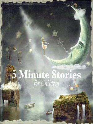 cover image of 5 Minute Stories for Children
