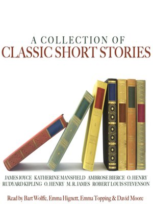 cover image of A Collection of Classic Short Stories