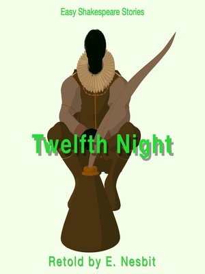 cover image of Twelfth Night Retold by E. Nesbit
