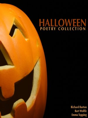 cover image of The Halloween Poetry Collection