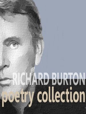 cover image of The Richard Burton Poetry Collection