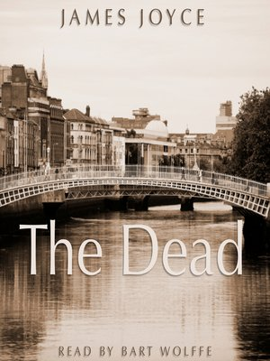 cover image of The Dead
