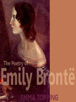 cover image of The Poetry of Emily Brontë