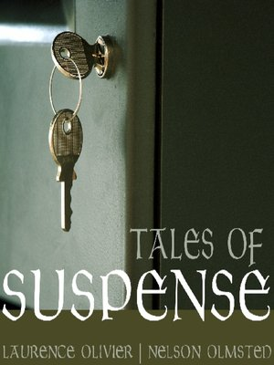 cover image of Tales of Suspense