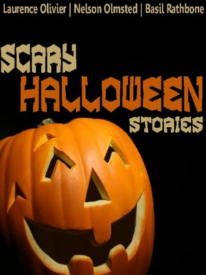cover image of Scary Halloween Stories