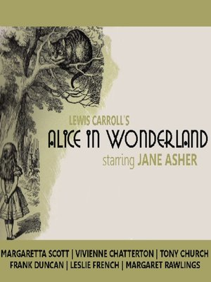 cover image of Alice in Wonderland