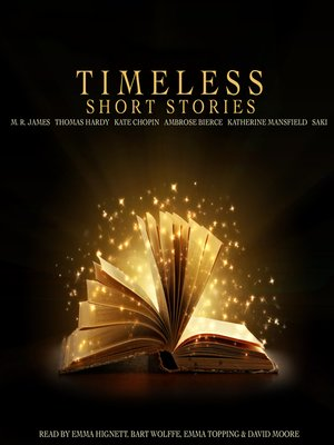 cover image of Timeless Short Stories