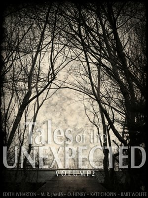 cover image of Tales of the Unexpected, Volume 2