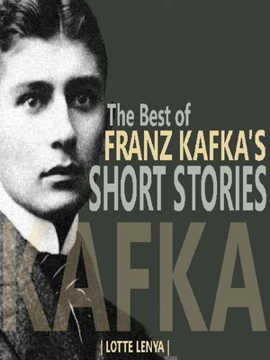 cover image of The Best of Franz Kafka's Short Stories
