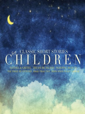 cover image of Classic Short Stories For Children