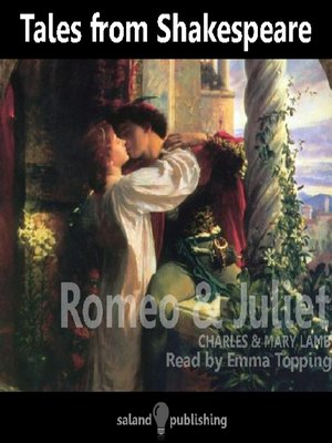 cover image of Tales from Shakespeare: Romeo and Juliet