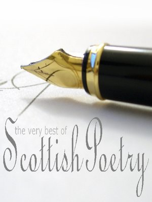cover image of The Very Best of Scottish Poetry