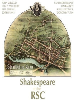 cover image of Shakespeare at the RSC