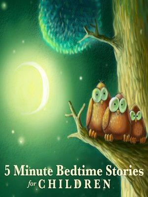 cover image of 5 Minute Bedtime Stories for Children