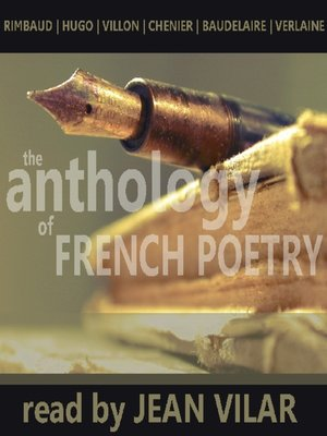 cover image of Anthology of French Poetry