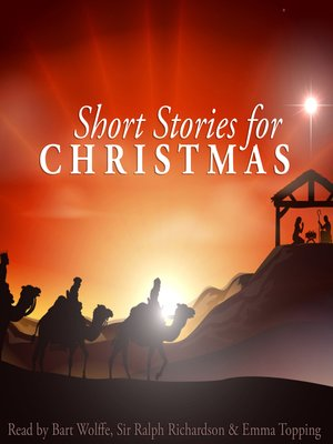 cover image of Short Stories for Christmas