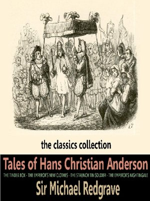 cover image of Tales of Hans Christian Anderson