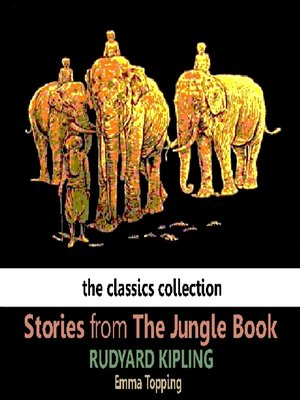 cover image of Stories from The Jungle Book