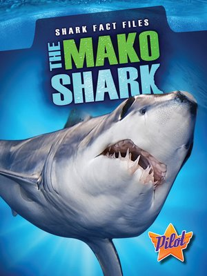 cover image of The Mako Shark