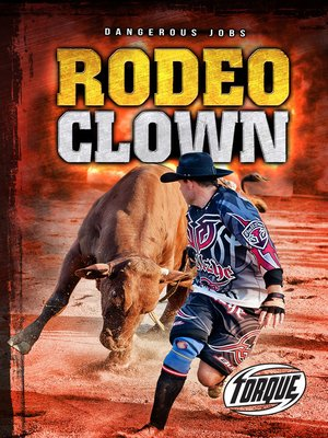 cover image of Rodeo Clown