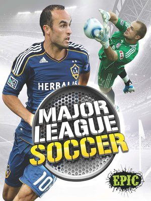 cover image of Major League Soccer