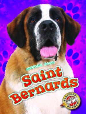 cover image of Saint Bernards